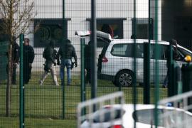 Un detenido por un «suceso terrorista» en una cárcel francesa