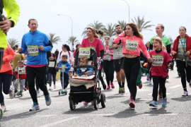 La Carrera Ciutat de Palma-El Corte Inglés espera más de 4.000 inscritos