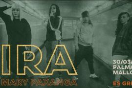 El rap transgresor de IRA suena en Es Gremi