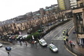 Evacuada la Universidad de Glasgow tras detectarse un paquete sospechoso