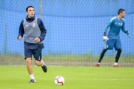 Folch admite que el Oviedo tiene que «minimizar errores» en Son Moix