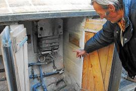 La Benemérita investiga el robo del cableado eléctrico de un chalet de sa Coma