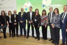 Baleares expone sus iniciativas sostenibles en la ITB de Berlín