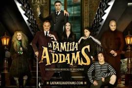 El musical de Broadway 'La Familia Addams' en el Auditórium de Palma