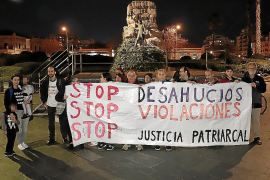 Denuncian a una asociación por difamar a un acusado de violar a una menor en Palma