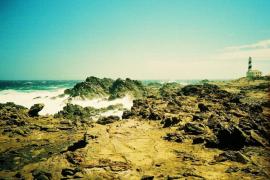El viento de Menorca