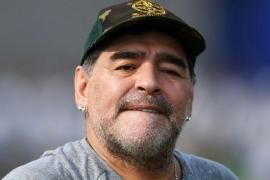 Maradona, molesto con el presidente de la FIFA