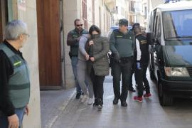 Libertad con cargos para los diez detenidos por venta de drogas y robos en Felanitx