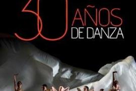Victor Ullate Ballet homenajea 30 años de danza en el Auditórium de Palma
