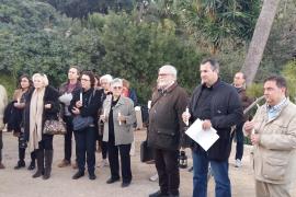 Homenaje en Palma a los judíos conversos que intentaron huir el 7 de marzo de 1688