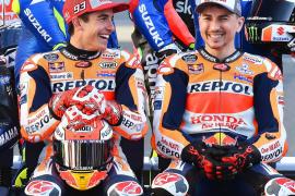 Lorenzo: «Hay cuatro motos para ganar el título y seis para carreras»