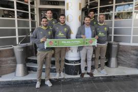 El Palma Futsal hace un llamamiento a sus socios