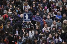 Todos los actos del 8 de marzo en Palma