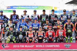 La noche catarí abre una temporada intensa en MotoGP