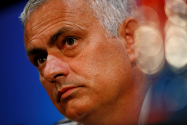 José Mourinho vuelve a escena