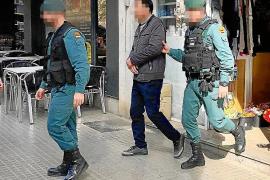 Nueve detenidos en la gran operación contra las falsificaciones en comercios chinos de Mallorca