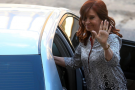Prisión preventiva contra la expresidenta argentina Cristina Fernández