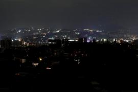 Venezuela sufre un apagón masivo por un sabotaje