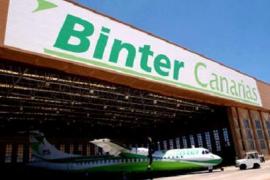Binter lanza una nueva promoción para volar entre Mallorca y Canarias a partir de 44,37 euros