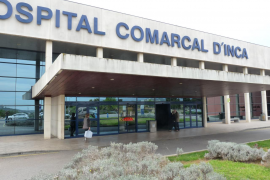 Un anciano muere en el hospital tras sufrir un accidente de tráfico en Santa Margalida