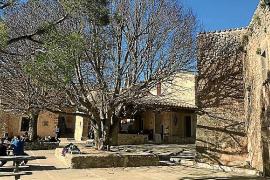 Capilla y hospedería del Castell d'Alaró