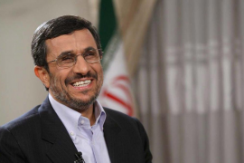 Entrevista al presidente Mahmud Ahmadineyad en la televisión estatal