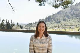 Beatriz Camiña, cabeza de lista de Ciudadanos al Consell de Mallorca