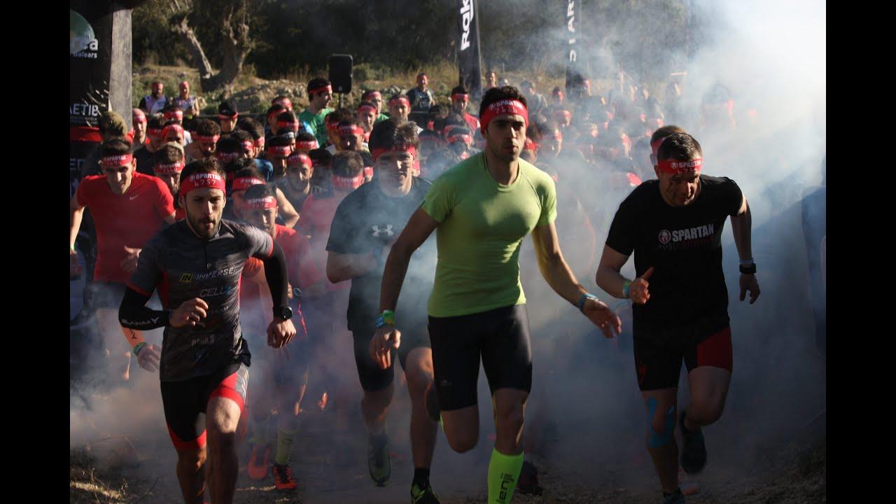 Unas 6.000 personas participan en la Spartan Race Mallorca
