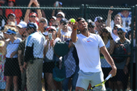 Nadal entra en escena en Indian Wells