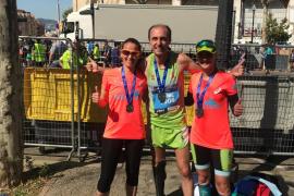 Jaume Cardona finaliza con éxito su maratón número 25