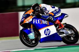 Baldasarri se impone en Moto2 y Augusto Fernández se estrena con el quinto puesto