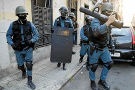 Los colombianos introducían la droga en Mallorca a través de los Países Bajos