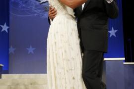 Michelle dona el vestido de la investidura de Obama a un museo
