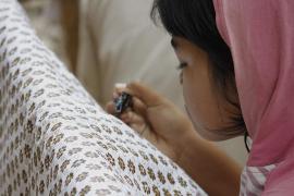 La tragedia de una niña indonesia casada para saldar una deuda