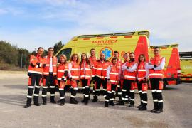El SAMU-061 de Ibiza y Formentera estrena nueva uniformidad