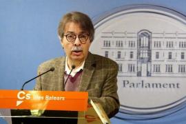 Pericay, sobre las primarias de Cs: «Aquí no se ha elegido al presidente de Cs en Baleares»