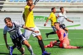 El Atlético Baleares flaquea
