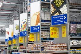 Makro evalúa poner a la venta seis de sus centros en España, entre ellos el de Palma
