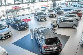 Blau Motors estrena la nueva imagen de SEAT