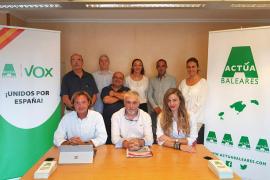 Vox reniega del miembro de Alcúdia que publicó un polémico mensaje sobre violencia de género