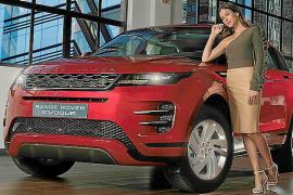 Sandra Gago amadrina el nuevo Range Rover Evoque