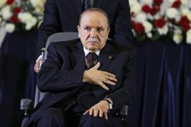 Buteflika renuncia a un quinto mandato como presidente de Argelia