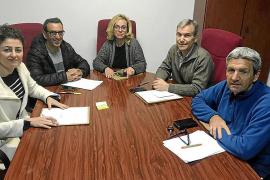 Reunión de los portavoces municipales de Son Servera