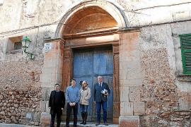 Campos inicia el proyecto de rehabilitación del Convent dels Mínims