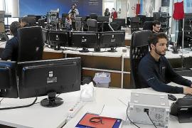 La UIB incrementa un 54 % su gestión de contratos laborales