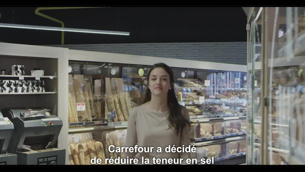 Carrefour Bélgica sustituye la sal de los panes que elabora por sal de Formentera