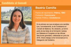 Beatriz Camiña.