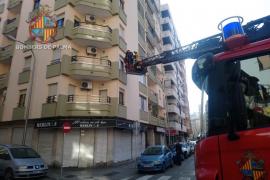 Rescate en su domicilio de Palma de una mujer que no respondía
