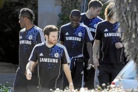 El Chelsea se toma un respiro en tierras mallorquinas