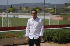 Javi Recio renueva su contrato con el Mallorca hasta junio de 2021